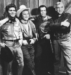 The Bonanza Cast